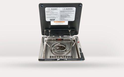 240V Alcohol/Electric 1 Burner