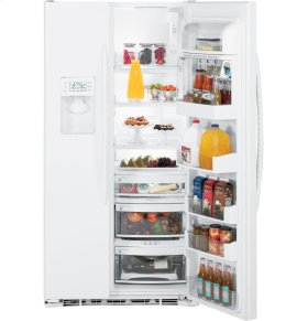 GE Profile™ ENERGY STAR® 24.6 Cu. Ft. Side-by-Side Refrigerator