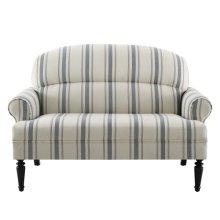 Uph Roll Arm Sofa - Cambridge Stripe