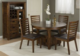 Coolidge Corner High/low Dining Table
