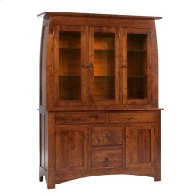 Bordeaux 3 Door Hutch