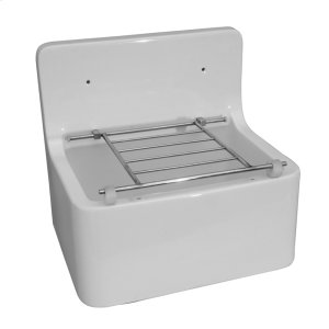 Cleaner Sink - White - White Product Image