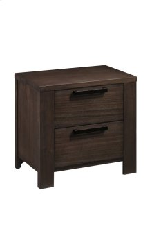 Emerald Home Sierra Nightstand Walnut Brown B625-04