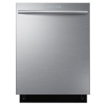 DW80H9940US Top Control Dishwasher with WaterWall Technology