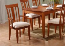 "DINING CHAIR - 2PCS / AMARETTO ""MODERN"" STYLE"