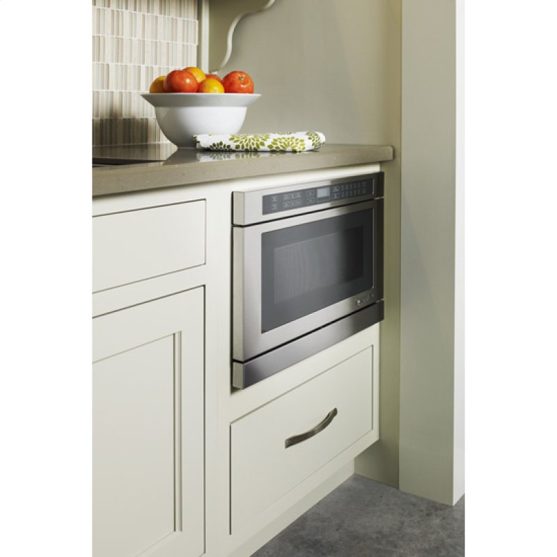 Counter Height Microwave Cart : ... Salisbury, MD - Under Counter Microwave Oven with Drawer Design, 24