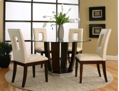 "Emerson 54"" 5pc Dining Set Product Image"