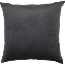 "Luminescence Qy168 Charcoal 18"" X 18"" Throw Pillows"