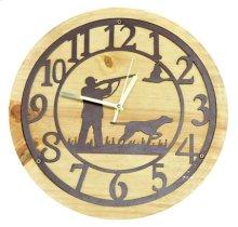 Hunter Clock