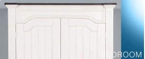 Carriage House Eastern King BedWeight: 191 Lbs