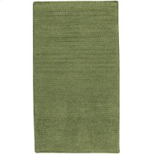 Moss Chenille Creations Cross Sewn Rectangle
