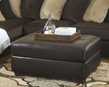 D Oversized Accent Ottoman
