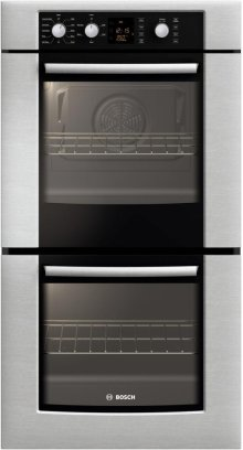 """300 Series 27"""" Double Wall Oven HBN3550UC - Stainless steel"""