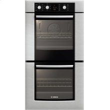 "300 Series 27"" Double Wall Oven HBN3550UC - Stainless steel"