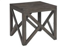 T329-2  Square End Table
