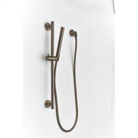 Bronze River (Series 17) Slide Bar with Hand Shower