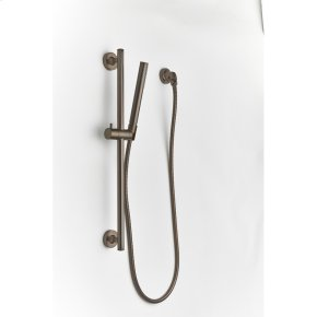 Bronze River (Series 17) Slide Bar with Hand Shower