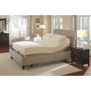 Premier Casual Beige Full Adjustable Bed Product Image