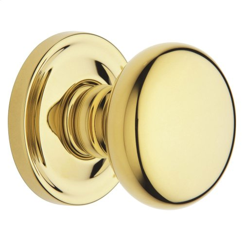 Polished Brass 5015 Estate Knob