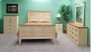 Heirloom Econo King Panel Bed Set Product Image