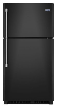 Top-Freezer Refrigerator with Electronic Temperature Control