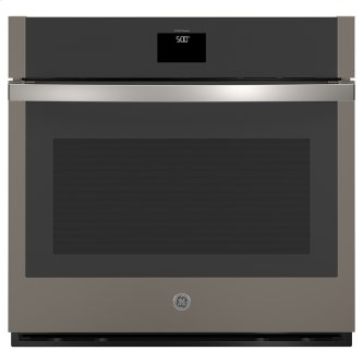 "GE 30"" Built-In Convection Single Wall Oven Slate - JTS5000ENES"