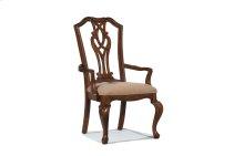 Evolution Splat Back Arm Chair