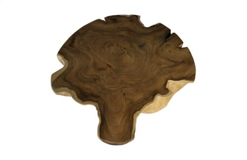 Chamcha Wood Dining Table, Round