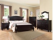 Sommer Night Stand Black Espresso Product Image