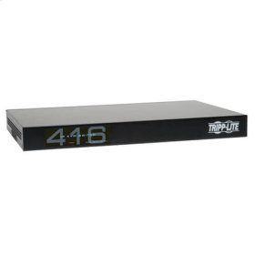 NetCommander 16-Port Cat5 1U Rack-Mount 4+1 User VGA USB KVM Switch with IP Remote Access