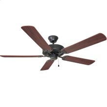 """Millbridge 5-Blade Ceiling Fan 52"""", Oil Rubbed Bronze #154153"""