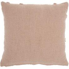 "Life Styles Sh018 Blush 18"" X 18"" Throw Pillows"