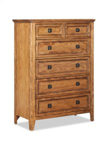 Alta Six Drawer Chest