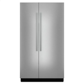 Jenn-Air™ 48-Inch Built-In Side-by-Side Refrigerator