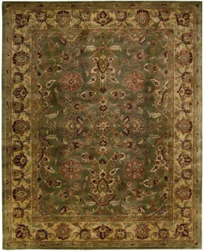 JAIPUR JA12 GRE RECTANGLE RUG 7'9'' x 9'9''