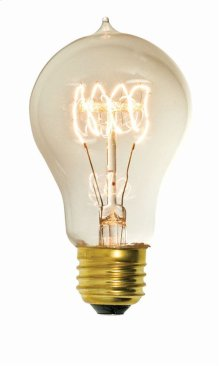 Early Electric Bulb