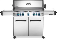 Prestige® 665 RSIB Infrared Side & Rear Burners Stainless Steel , Natural Gas