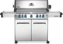 Prestige® 665 RSIB Infrared Side & Rear Burners , Stainless Steel , Propane