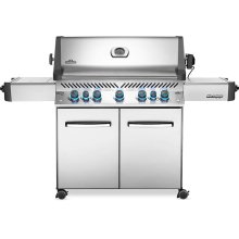 Prestige 665 RSIB Infrared Side & Rear Burners , Stainless Steel , Propane