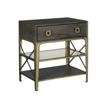 Edgewater Single Night Stand