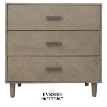 Hawthorne Estate 3 Drawer Accent Chest