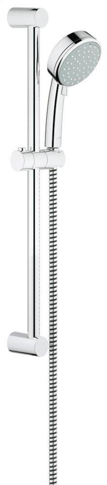 New Tempesta Cosmopolitan 100 Shower Rail Set 2 Sprays