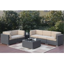 7 piece Outdoor Sofa Set