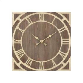 Robber Baron Wall Clock