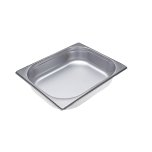 MieleUnperforated steam oven pan for cooking food in gravy, stock, water (e.g. rice, pasta).