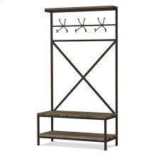 Craftsman Hallstand w/ Bench - VRU DRW