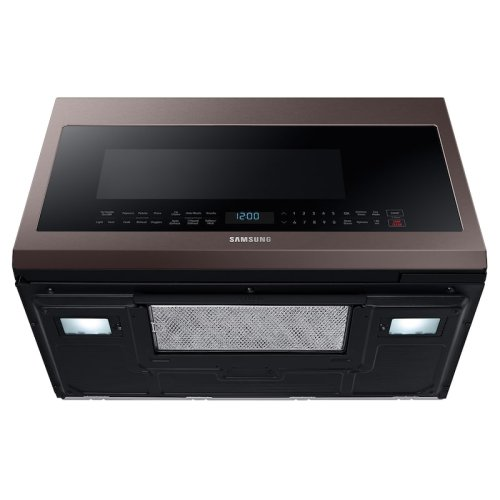 2.1 cu. ft. Over The Range Microwave in Tuscan Stainless Steel