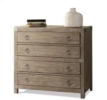 Myra Accent Chest Natural finish
