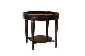 Classics Round Table Lamp