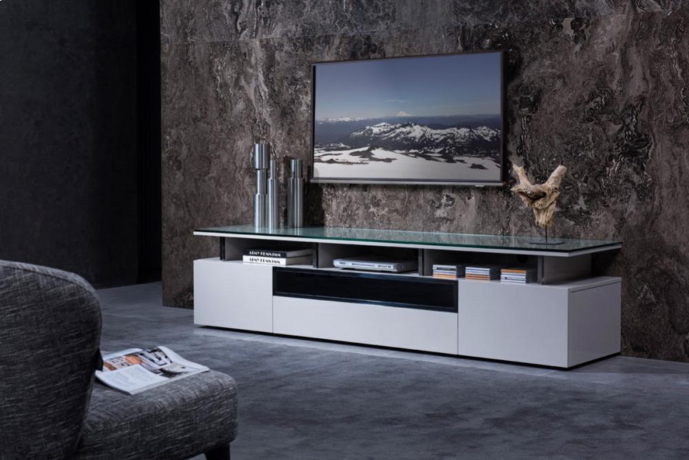 Hidden · Additional Modrest Hurst Contemporary Grey Gloss TV Stand